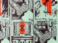 1984 Print