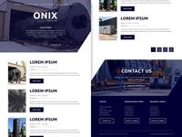 TOC - Blog Page Design