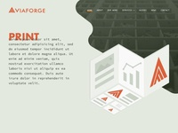 Print Services - Ver.3 Banner