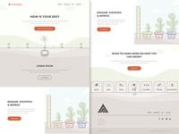 VF - SEO Landing Page Concept