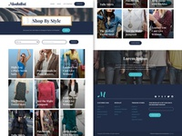 Fashion Concept - Category Page