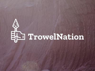 Trowel Nation Full Logo