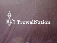 Trowel Nation Full Logo