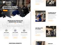 Jiu-Jitsu Website