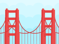 Golden Gate Bridge Concept