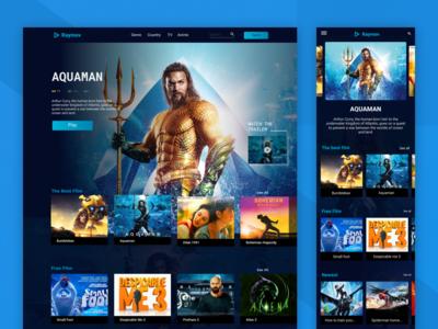 Raymov - Website streaming movie.