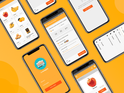 La bodeguita grocery shopping ui app grocery store ecommerce