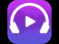 iOS7 Music App Icon
