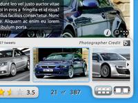 Image Gallery UI