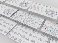 Doodle PowerPoint Infographic Set
