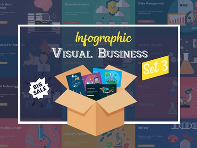 Visual Business PowerPoint Set 3