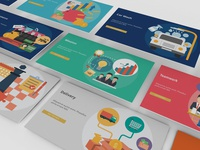 Visual Business PowerPoint Set 4