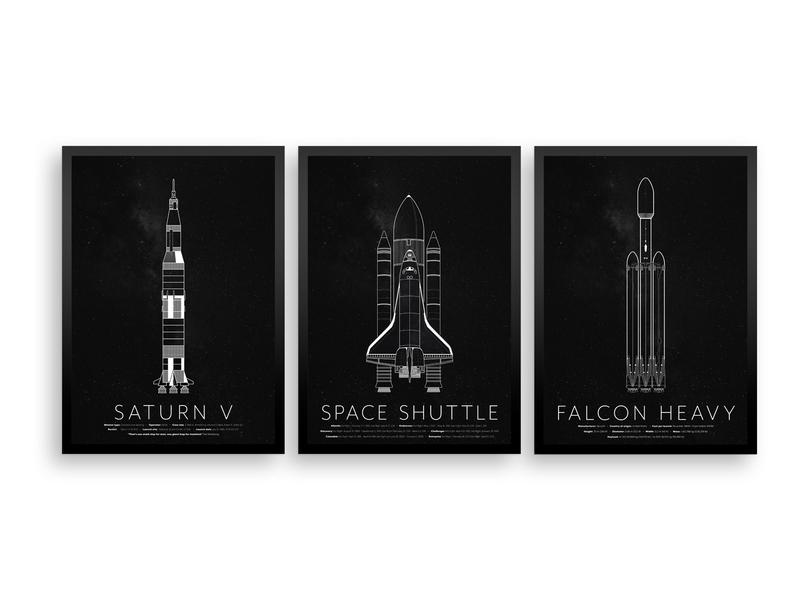 Rockets stars rocketship typography poster dark universe cosmos spacex nasa typography texture vector space 2d illustration illustrator design adobe spaceship rockets rocket