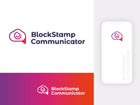 BlockStamp Communicator Logo
