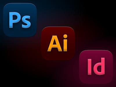 Adobe CC Big Sur Icons icons macos big sur adobe