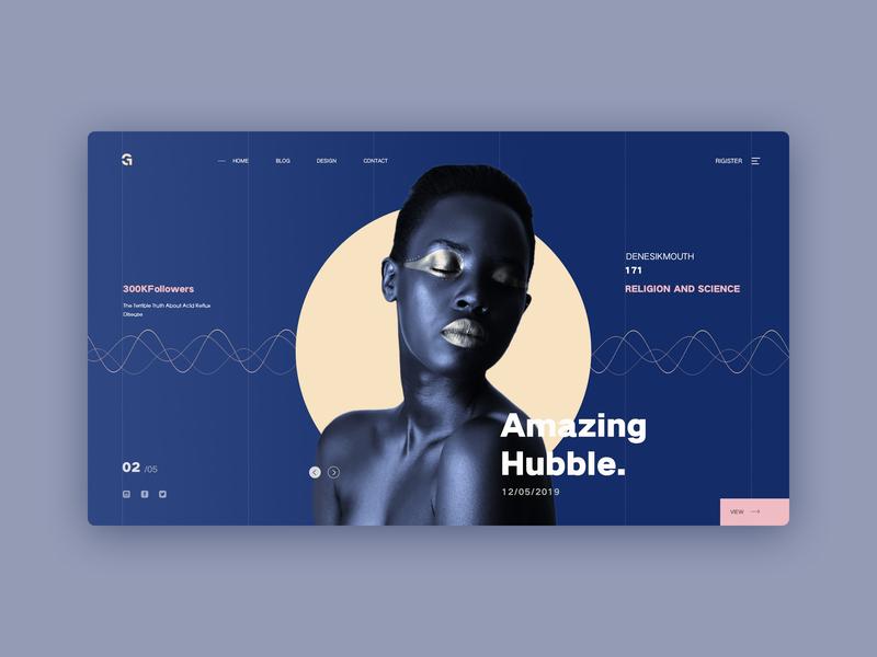 web 应用 设计 ui