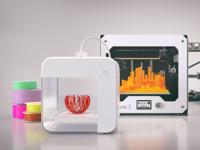 bq 3D printers
