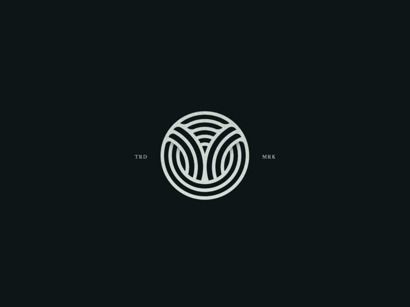 Mark vector icon logo branding