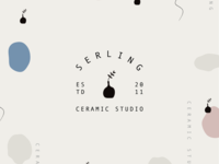 Ceramic Studio Logo