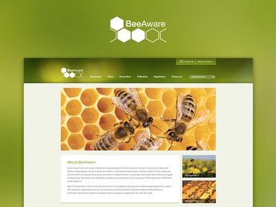 BeeAware Website