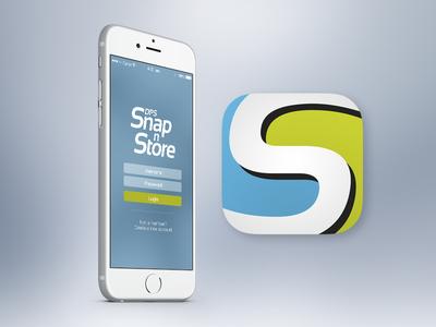 SnapnStore app