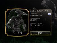 Alien Checkout #002