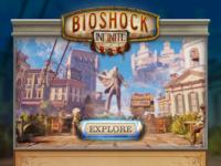 Bioshock Infinite Landing Page