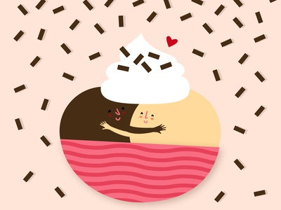 Ice-cream Hugs.