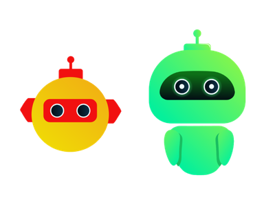 Bot Robot design vector illustration