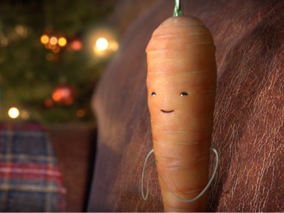 Kevin The Carrot - Aldi Christmas Campaign