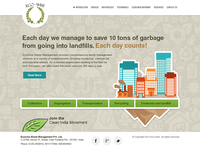 Eco Wise Web Page