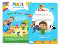 Fox Networks Flyer- BabyTV