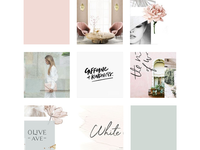 Mood Board | Rodan + Fields