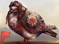 Post Bird