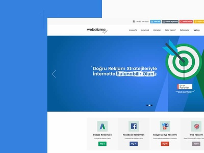 Webolizma Digital Agency UI Design agency uidesign