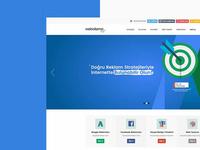 Webolizma Digital Agency UI Design