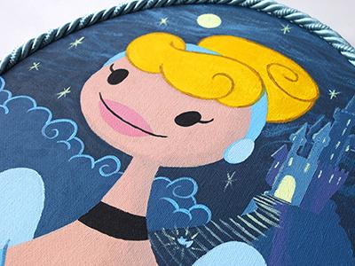 Cinderella princess girl cinderella cenicienta disney blonde fantasy starlette castle