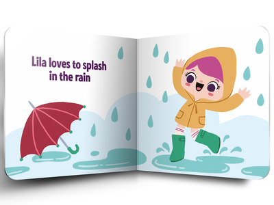 Lila loves childrens book publishing editorial childrens illustration