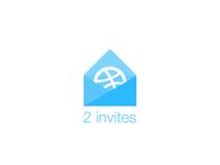 2 Free Invitations
