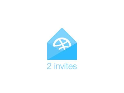 2 Free Invitations get free dribbble invite invitation invites invitations join scout draft player dribble