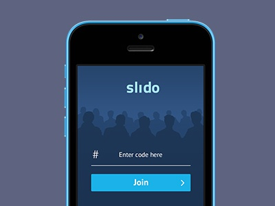 Enter Screen on mobile ios loading sing in login log in access join input code enter