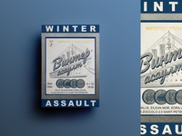 Winter Assault SPB Poster