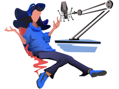 Podcast motor