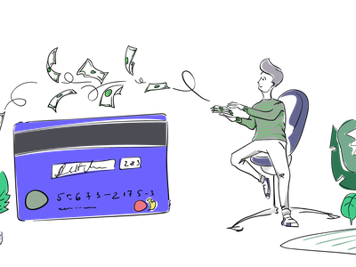 Monetize And Restrict Your Podcast Content playful illustraion monetize concept vector