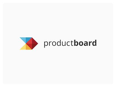 New Productboard Logo rebrand logotype logomark logo