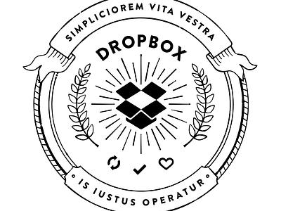 Dropbox Collegiate Seal dropbox collegiate seal