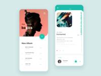 Music Redesign