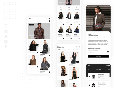 E Commerce App Interface 2