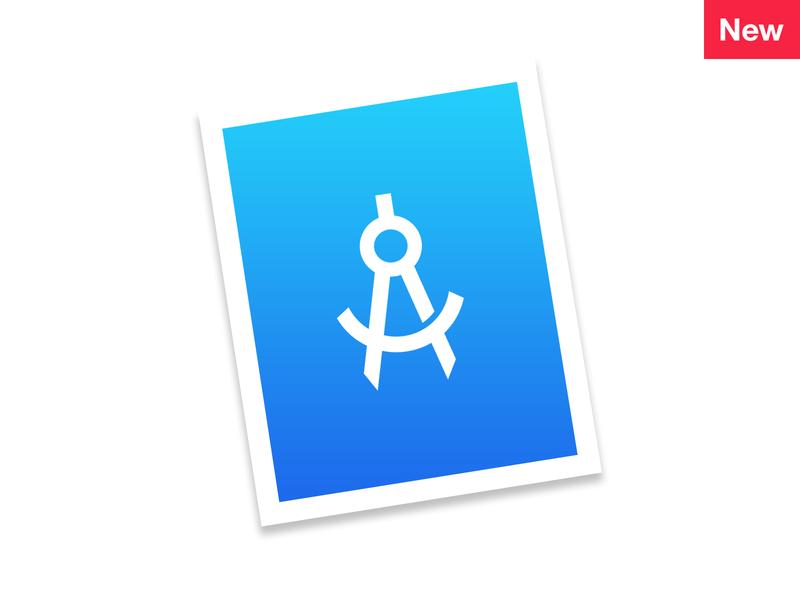 macOS Mojave App Icon Template icon macos icon mojave macos template sketch psd photoshop
