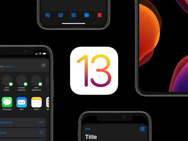 iOS 13 UI figmadesign figma ios template mockup apply pixels iphone xs ios 13 psd sketch photoshop